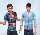 Rodzina Kumpel (The Sims 4: Spotkajmy się)