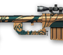 CheyTac M200 Jade Dragon