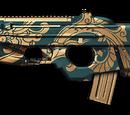 FN F2000 Jade Dragon