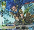 Fire Emblem 0 (Cipher): Dual Swords of Hope/Card List