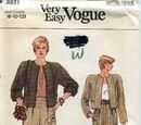 Vogue 8931 B