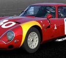 Alfa Romeo Race Cars