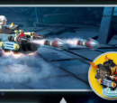 Missile Blast Time Train