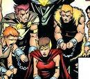 New Mutants (Earth-37072)/Gallery