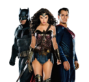 Batman v Superman Textless magazine cover.png