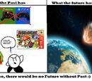 Comic 122:Splatfest:Past VS Future