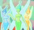 Ethereal Fairies