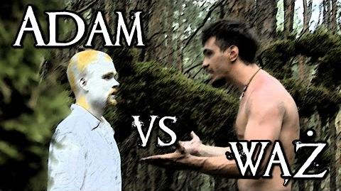 Adam vs Wąż