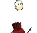 Comics featuring Iranball
