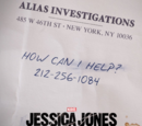 Jessica Jones Season Two Miscellaneous Images Gallery