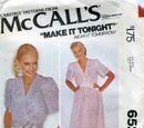 McCall's 6526