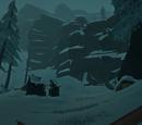 Дом у альпинистского троса