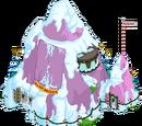 Christmas Volcano Lair