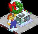 Christmas Lard Lad Donuts