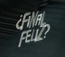 ¿Final feliz?