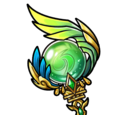 Emerald Spirit Orb (Gear)