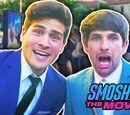 Smosh Movie Premiere Red Carpet!