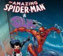 Amazing Spider-Man & Silk: The Spider(fly) Effect Infinite Comic Vol 1 1