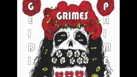 Grimes - Zoal, Face Dancer.