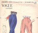 Vogue 3445