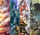 Мифология Эльдар