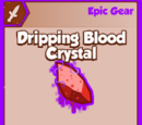Dripping Blood Crystal