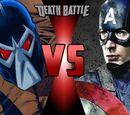 Bane vs Captain America