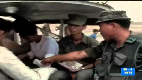 The Last day April 30 1975 VietNam War Documentary - Disbanded Saigon armies