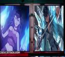Death Battle:Azula vs Esdeath