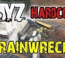 DAYZ Hardcore! - Train Wreck Blooper
