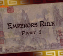 Emperors Rule