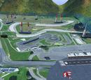Eden Air Race Track