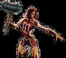 Kuurth, Breaker of Stone (Phoenix)/Pater-Fist