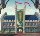 Knight School (location)
