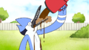 S7E11.104 Mordecai Drinking Super Coffee.png
