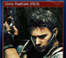 Resident Evil 5 Steam Trading Cards