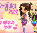 Harajuku Pack (Clothing Line)