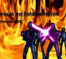 Disturbed Warrior/Inwazja na Salamandrian (opo)