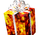 Fiery Gift of Lumber