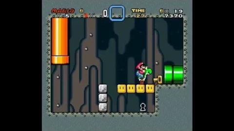 Perder y ganar al mismo tiempo (Super Mario World)