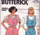 Butterick 3742 C
