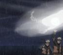 Elemento Viento: Rasen Shuriken