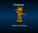 Adventure Fredbear