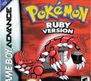 Pokémon Ruby e Sapphire