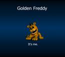 Adventure Golden Freddy