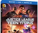 DC COMICS: Justice League vs Titans