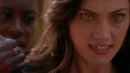 The Originals Season 3 Episode 10 A Ghost Along the Mississippi Hayley's wolf eyes.png