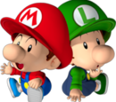 Mario Bros: The Real Life