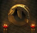 Dolphin's armor