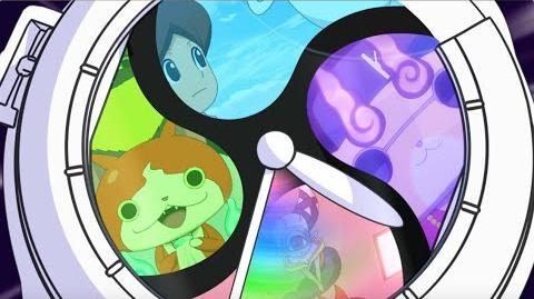 Yo-kai Watch feat. Swampy Marsh